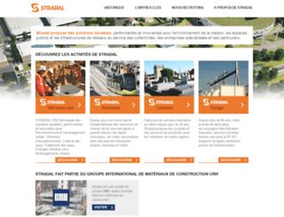 stradal.fr screenshot