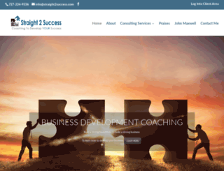 straight2success.com screenshot