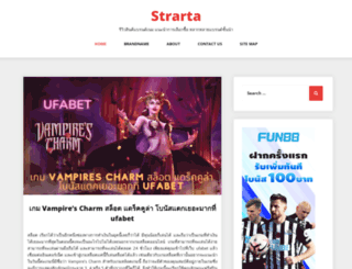 strarta.com screenshot