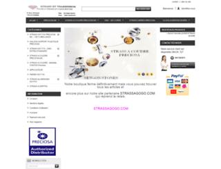 strasstransferts.com screenshot