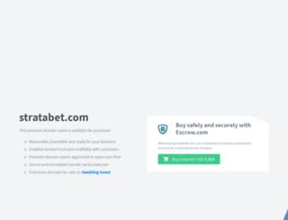 stratabet.com screenshot