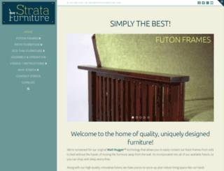 stratafurniture.com screenshot