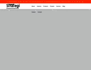 strategiautomation.com screenshot