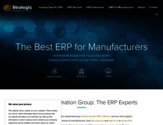 strategic.com screenshot