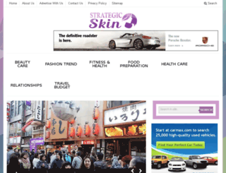 strategicskin.com screenshot