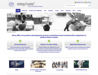 strategy2market.com screenshot