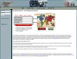 strategygamenetwork.com screenshot