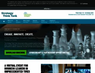 strategyleadersforum.com screenshot