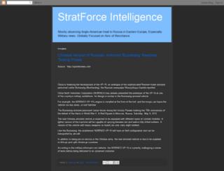 stratforce.blogspot.com.br screenshot