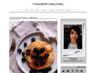 strawberrymakeupbag.blogspot.it screenshot
