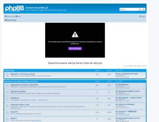 stream-recorder.pl screenshot