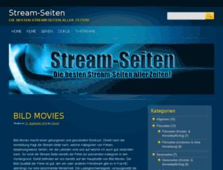 stream-seiten.com screenshot