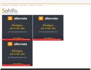 stream2k.altervista.org screenshot