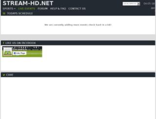 streamhub.unblckd.co screenshot