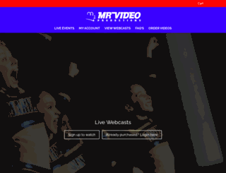streaming.mrvideoonline.com screenshot