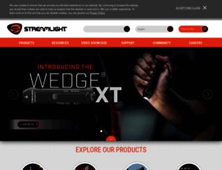 streamlight.com screenshot