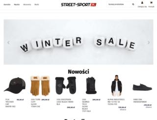 street-sport.pl screenshot