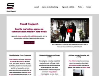 streetdispatch.com screenshot