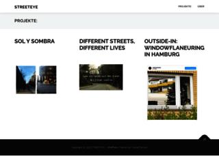 streeteye.net screenshot