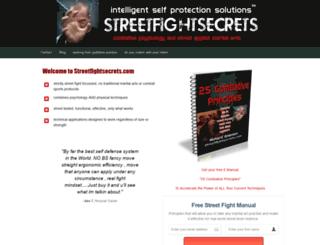 streetfightsecrets.com screenshot