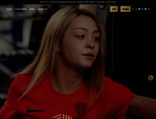 streetleague.co.uk screenshot