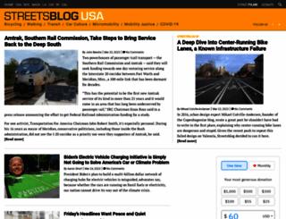 streetsblog.net screenshot
