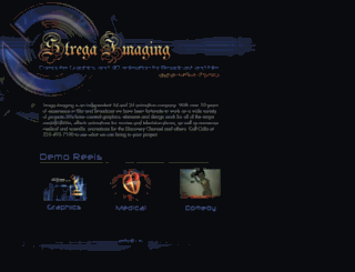 stregaimaging.com screenshot