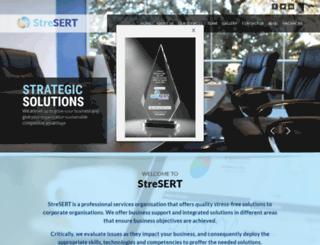 stresert.com screenshot