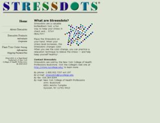 stressdot.com screenshot