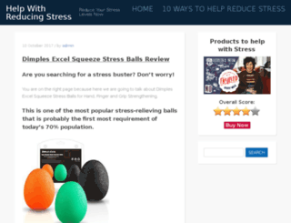 stressreducenow.com screenshot