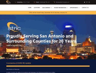 stric.com screenshot