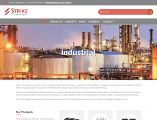 strike.co.za screenshot