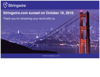 stringwire.com screenshot