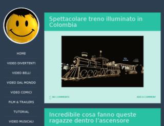 striscialarete.it screenshot