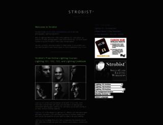 strobist.blogspot.com screenshot