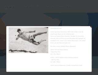 strohbeck-reisen.de screenshot