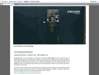 stroszekbdc.blogspot.kr screenshot