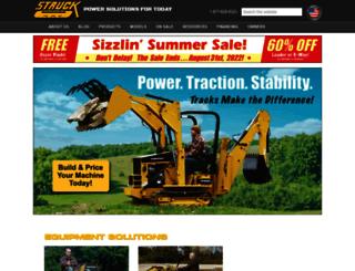 struckcorp.com screenshot