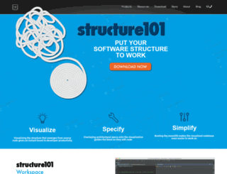 structure101.com screenshot