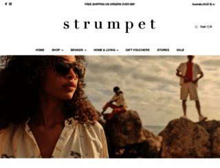 strumpetonline.com screenshot