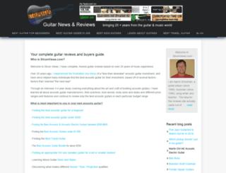 strumviews.com screenshot