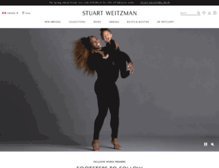 stuartweitzman.ca screenshot