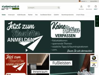stuckleistenprofi.de screenshot
