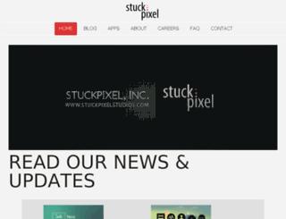 stuckpixelinc.com screenshot