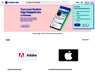 studentedge.com.au screenshot