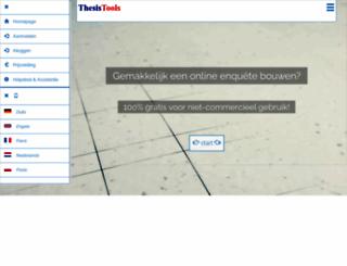 studentenforschung.de screenshot