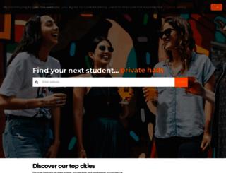 studenttenant.com screenshot