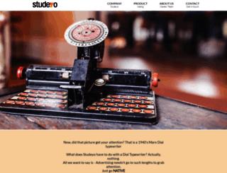 studeyo.com screenshot
