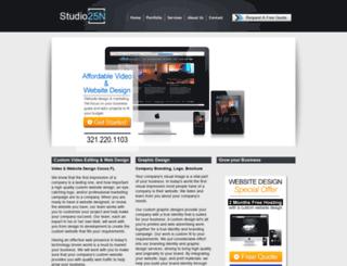 studio25n.com screenshot