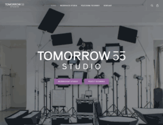 studio55.cz screenshot